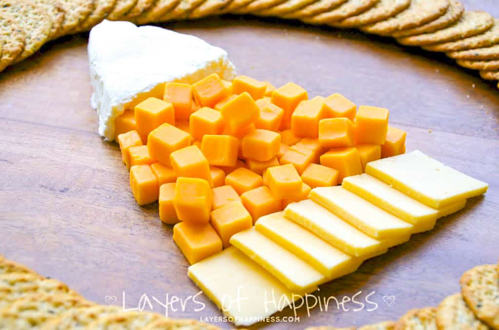 CANDY CORN CHEESE 3