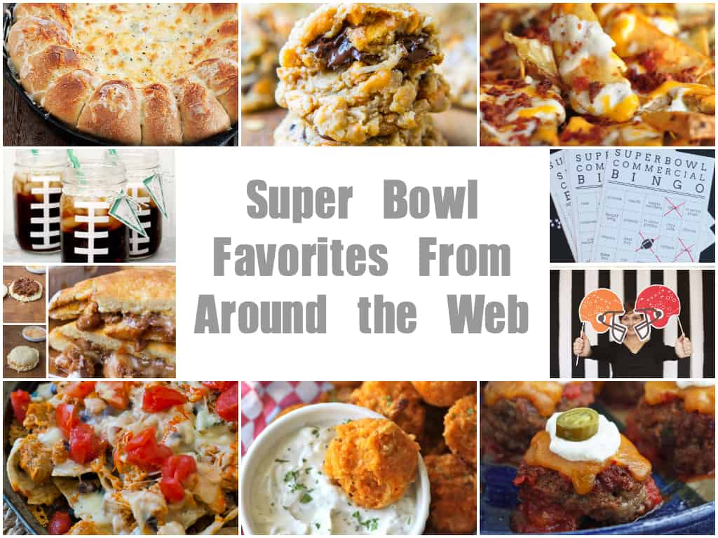 SUPERBOWL ROUND UP