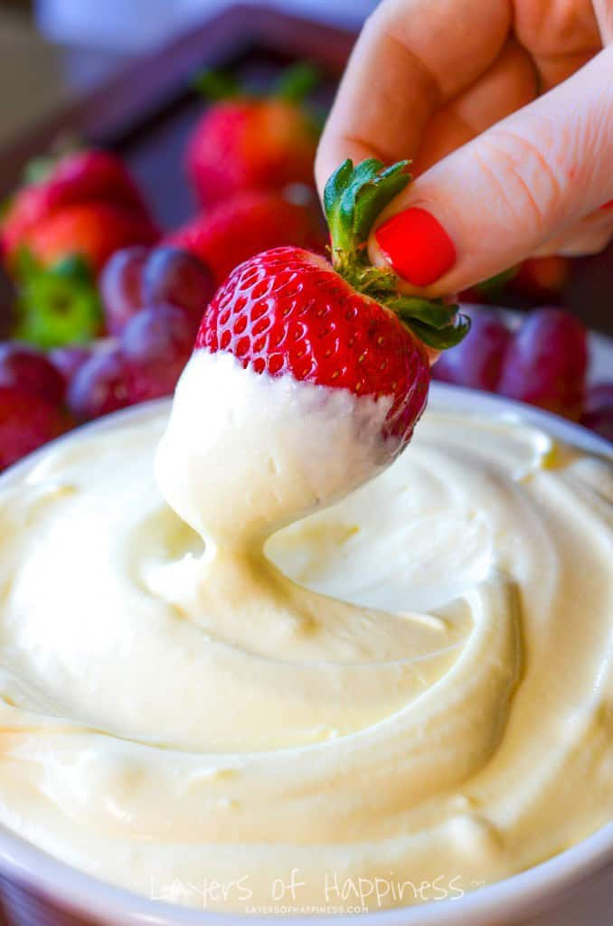 Best Fruit Dip