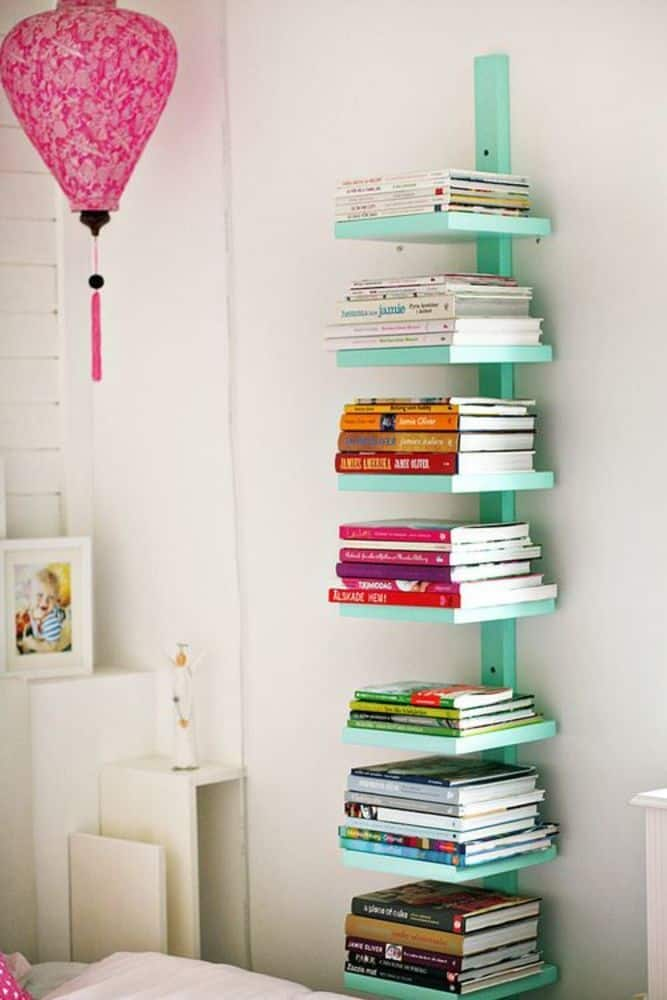 Favorite Bookshelf Idea