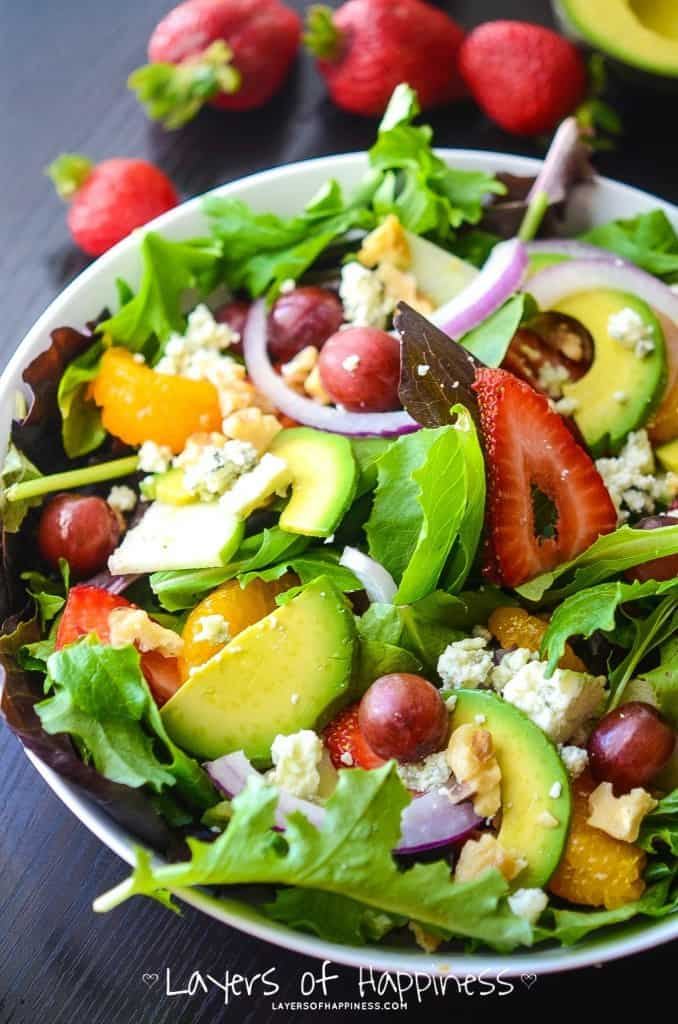 The Summer Chopped Salad