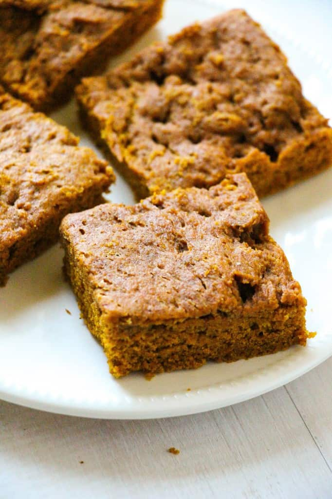 Best-Ever Pumpkin Chocolate Chip Bars - Layers of Happiness