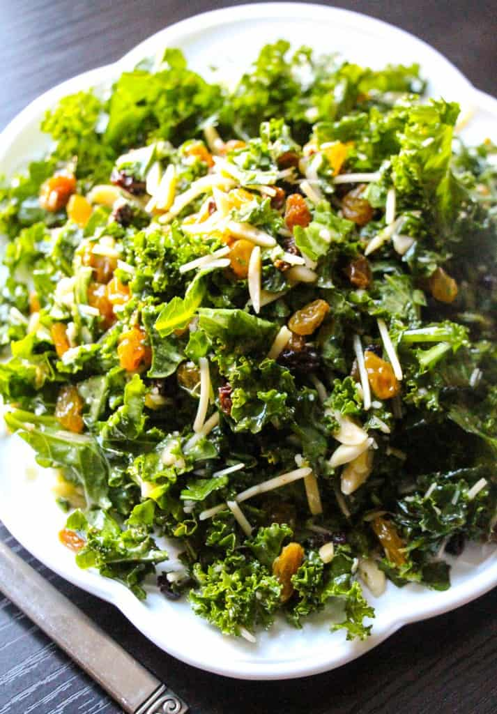 Kale Salad Recipe — Dishmaps