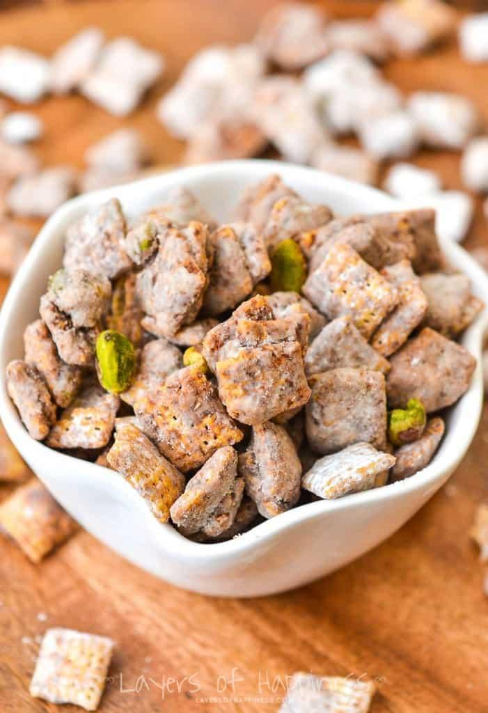 Sea Salt Pistachio Puppy Chow