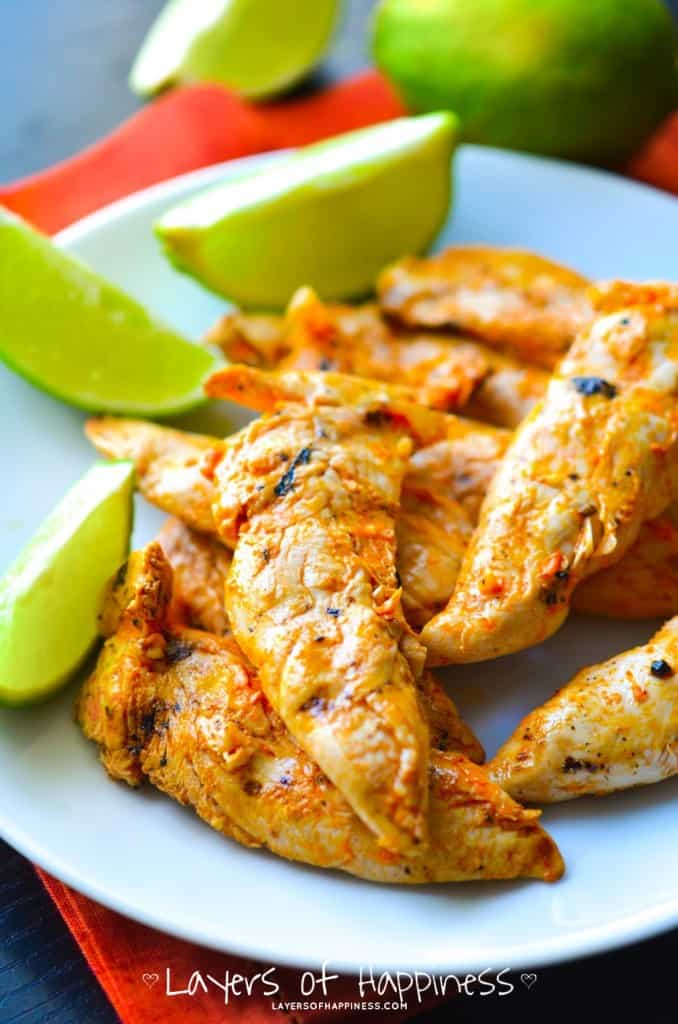 Spicy Chicken Marinade