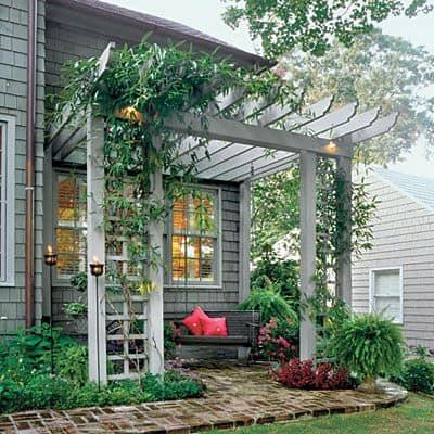 Favorite Backyard Spot