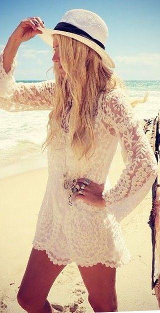 Favorite Beach Look