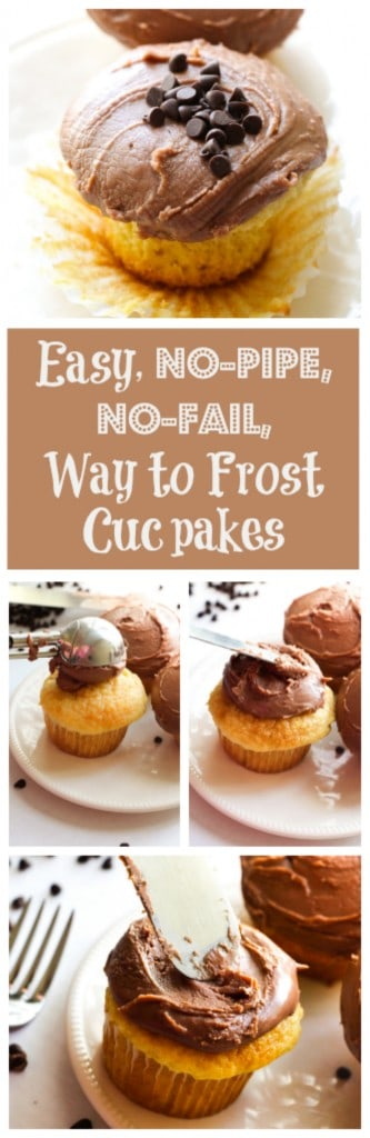 No-pipe-frosting-cupcakes