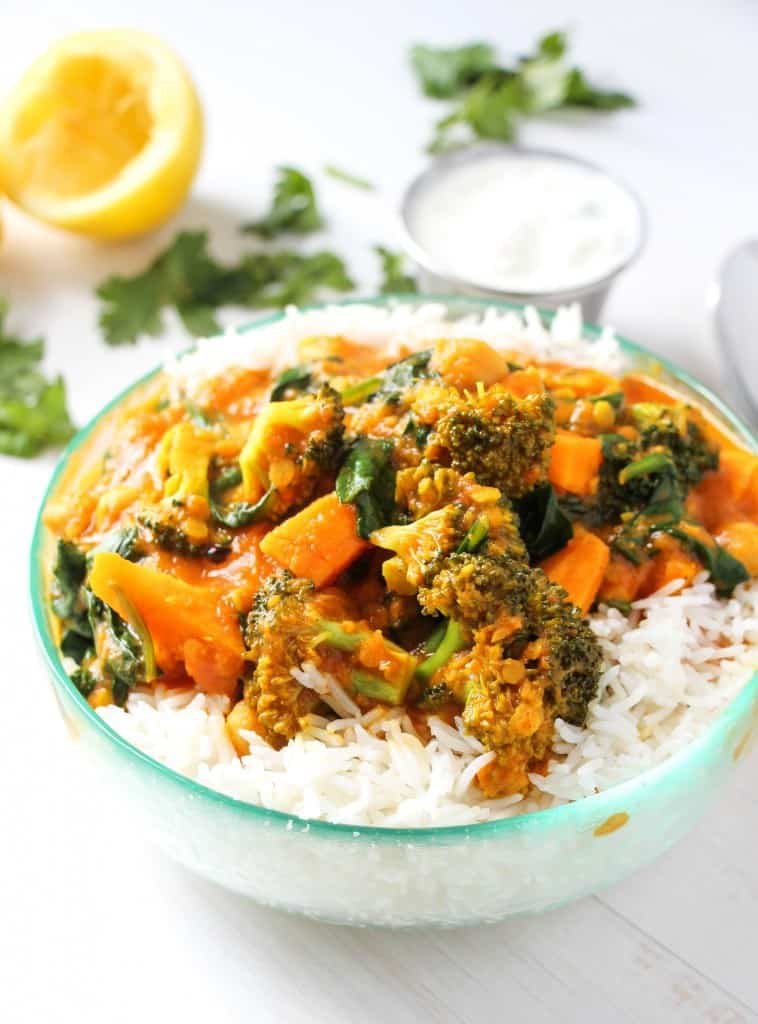How To Make Curry Vegetarian
