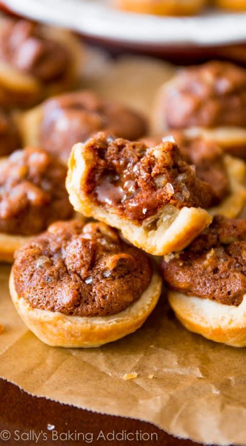 Pecan-Pie-Tarts