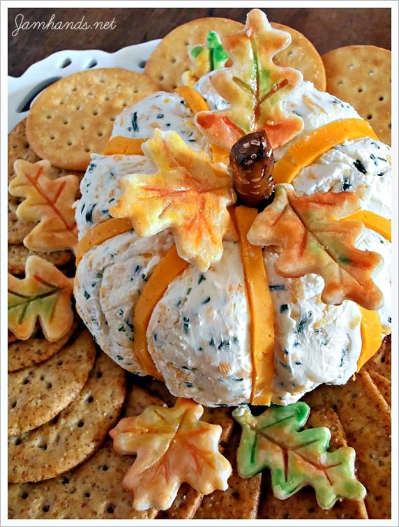 pumpkin cheeseball 5 overlay