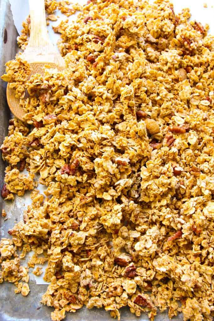vegan-pecan-pie-granola-8