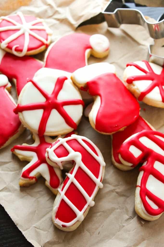 No Fail Soft Cut Out Sugar Cookies