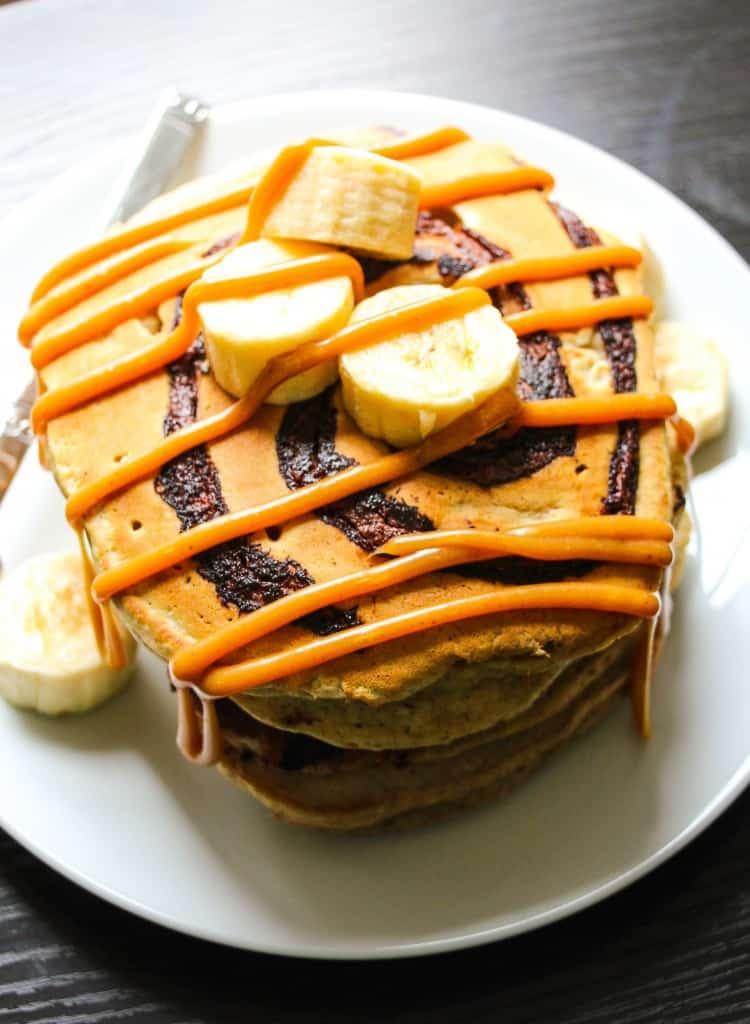 nutella-pb-pancakes