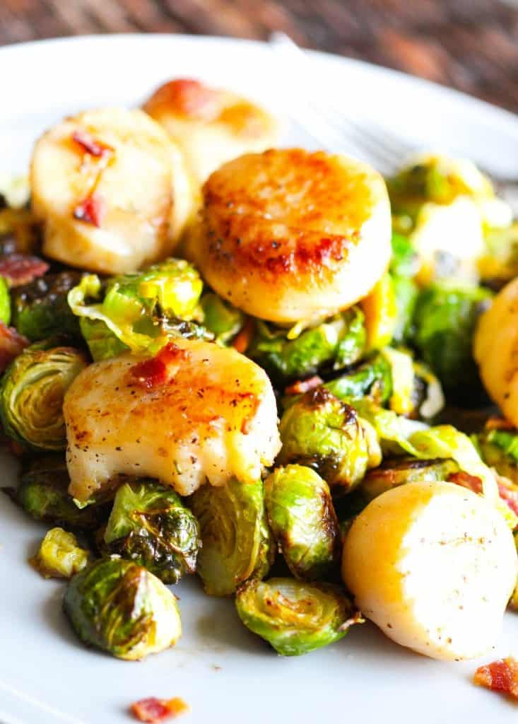 scallops-brussels-sprouts